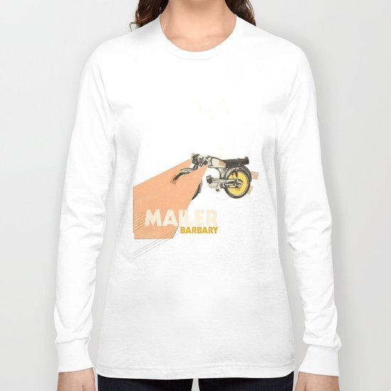Mailer Barbary Long Sleeve T-shirt
