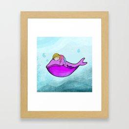 Amigos Framed Art Print