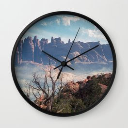 Devil's Garden, Utah Wall Clock