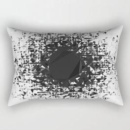 Moon Splash Rectangular Pillow