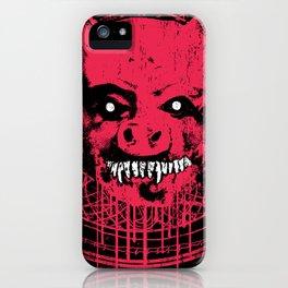SWINE'R iPhone Case