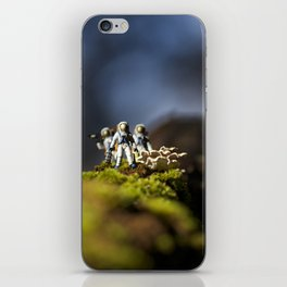 Home Planet #5 iPhone Skin