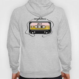 Eighties mix tape Hoody