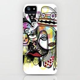 """""""Haunt You"""" iPhone Case"""