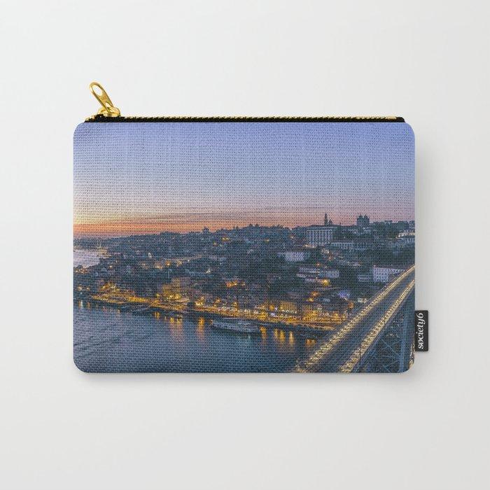 Porto from Serra do Pilar. Carry-All Pouch