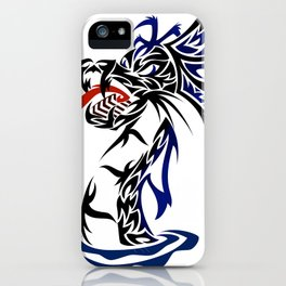 Lock Ness Monster iPhone Case