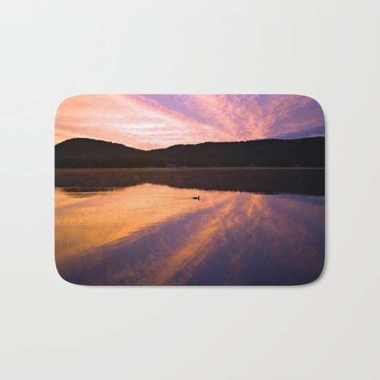Seek Serenity Bath Mat