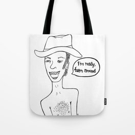 Riendo Salads Issue 2 Need for Speed Tote Bag