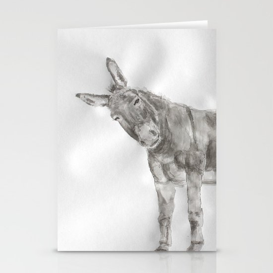 El Burro Stationery Cards