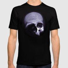 Bones VI Mens Fitted Tee MEDIUM Black