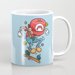 Skate Mario Coffee Mug
