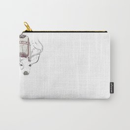 Christmas Design Rudolph Carry-All Pouch