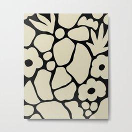 Abstract four Metal Print