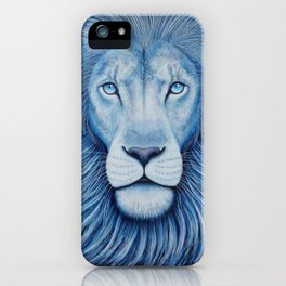 'Majesty' Star Lion iPhone Case