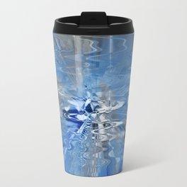 Quantum Reflections Travel Mug
