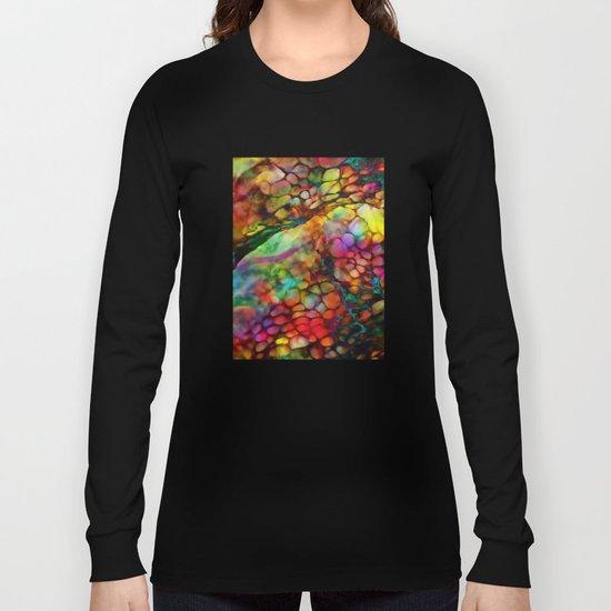 Colored Tafoni 3 Long Sleeve T-shirt