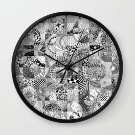 Bubbles! Wall Clock