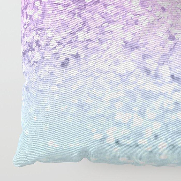 Unicorn Girls Glitter #1 #shiny #pastel #decor #art #society6 Floor Pillow