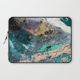 01011: colorful, abstract, wild, and unique Laptop Sleeve