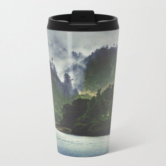 The Spirit Of The River Metal Travel Mug