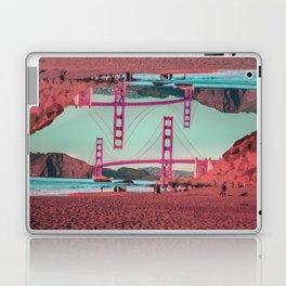 Golden Daze Laptop & iPad Skin