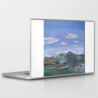 country Laptop & iPad Skins featuring Country by Thomas Madden