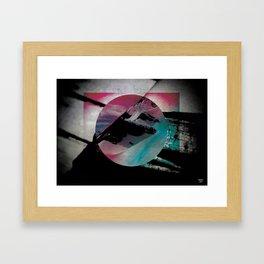 New Horizons Framed Art Print