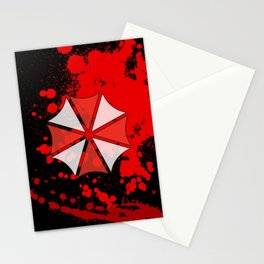Umbrella Corporation Stationery Cards