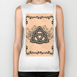 The celtic knot Biker Tank