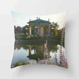 August Evenings Throw Pillow