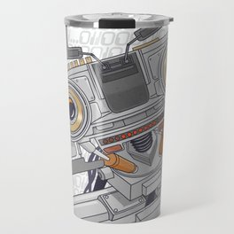 Johnny 5 is Alive! Travel Mug