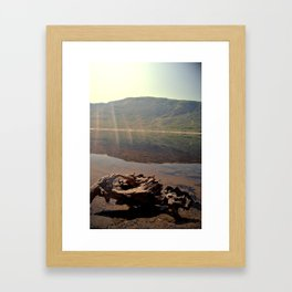 Trip to Skye Framed Art Print