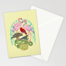 Wild Anatomy II Stationery Cards