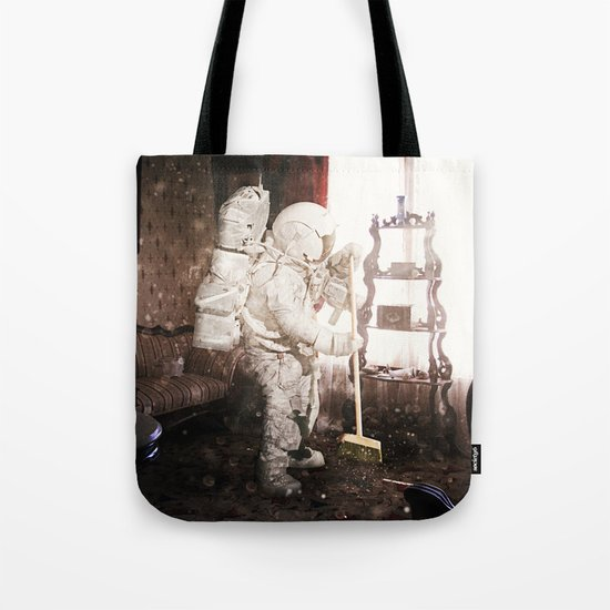 Daily Life Tote Bag