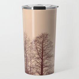 Winter Branches Travel Mug
