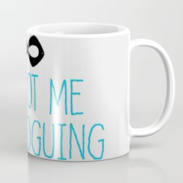 Syndrome Monologuing Coffee Mug
