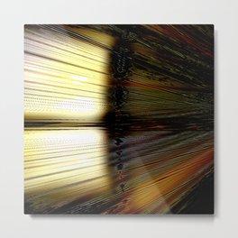 Solar Surf Metal Print