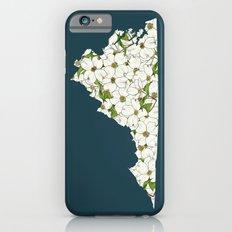 Virginia in Flowers Slim Case iPhone 6