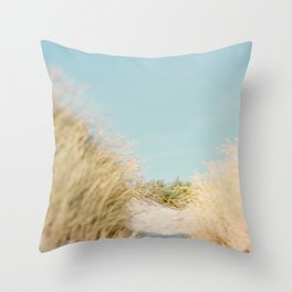 Seclusion Fantasy Throw Pillow