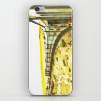 train iPhone & iPod Skins featuring Train by Mr and Mrs Quirynen