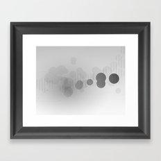 The Bad Day  Framed Art Print