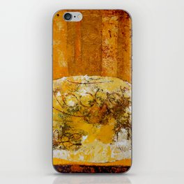 Encrypted message iPhone Skin