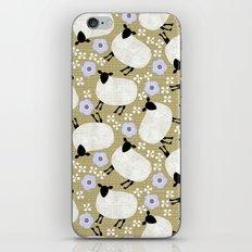 wooly iPhone & iPod Skin