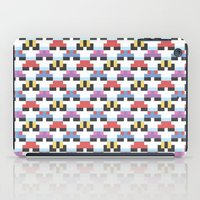pokeball iPad Cases featuring Pokeball Pattern by Haley Martin