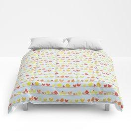 Some Little Birds Comforters