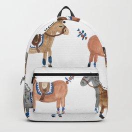 Polo Pony Parade Backpack