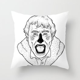 MURRAY (Kingston Falls 1984) Throw Pillow
