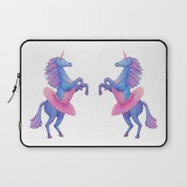 Unicorn Ballerina Laptop Sleeve