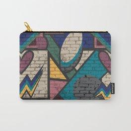 LA Brick Art Carry-All Pouch