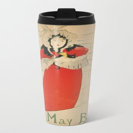 Vintage poster - May Belfort Travel Mug